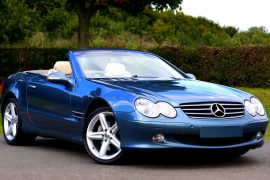 Luxury Car for renting