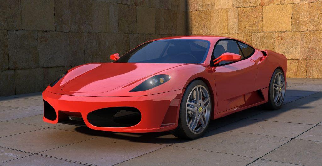 Ferrari hire monaco