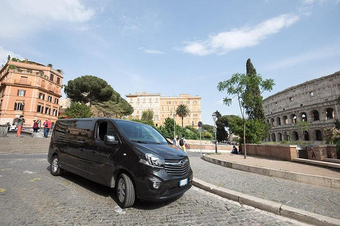 Rome With A Luxury Car Drive